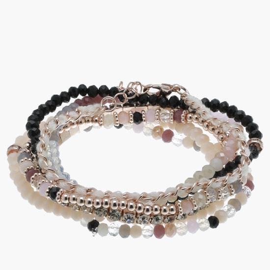 Assorted Beaded Bracelet Set