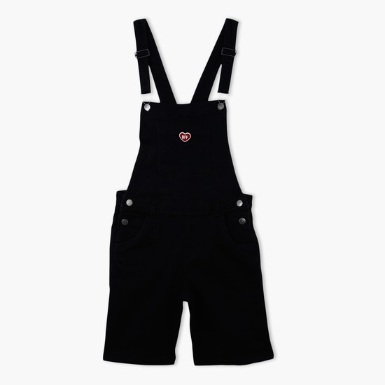 Dungaree with Adjustable Straps