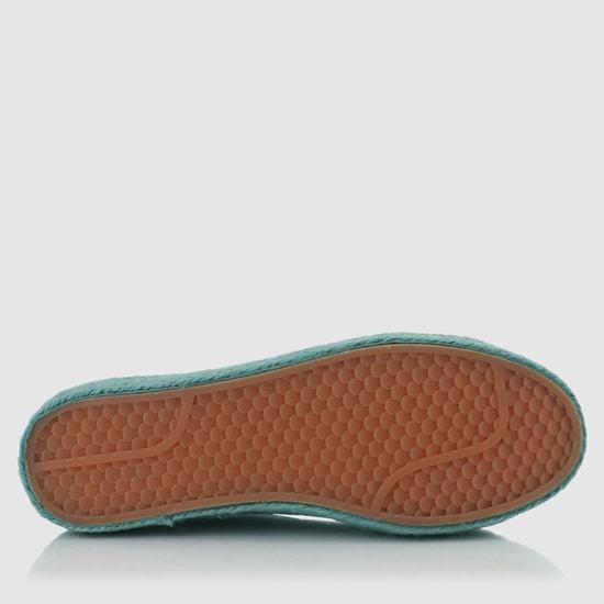 Lace-Up Espadrille Shoes