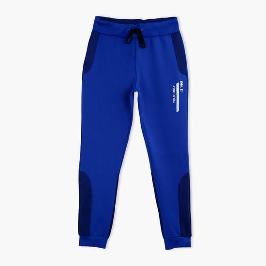 Full Length Knitted Jog Pants