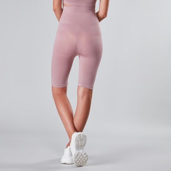 Textured Shaping Leggings