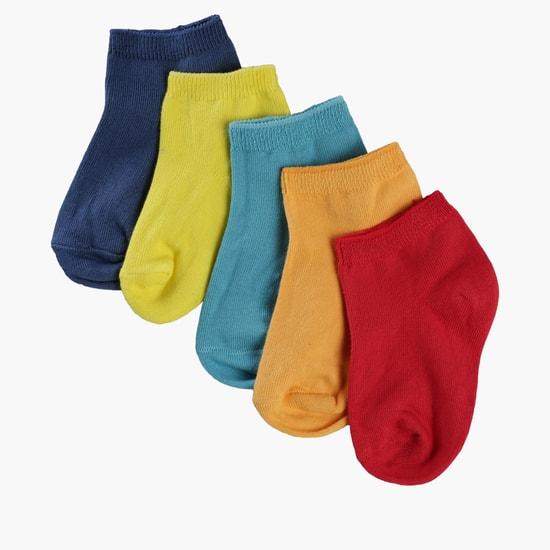 Ankle Socks - Set of 5