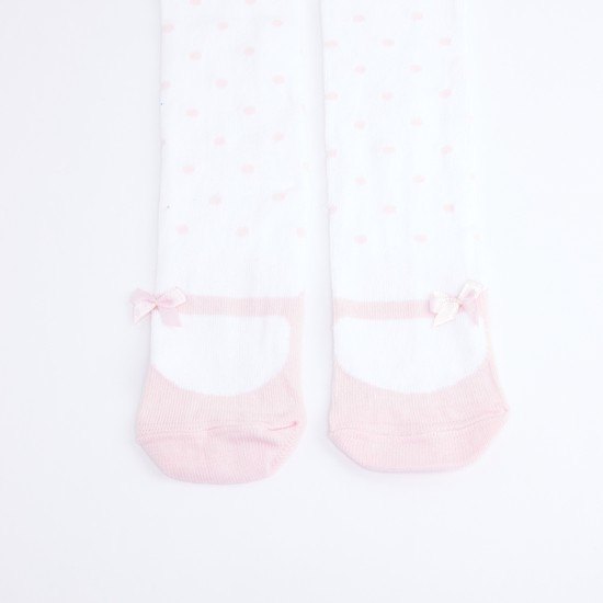 Assorted Closed Feet Tights - Set of 3