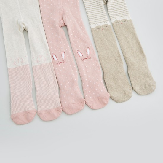 Set of 3 - Assorted Tights