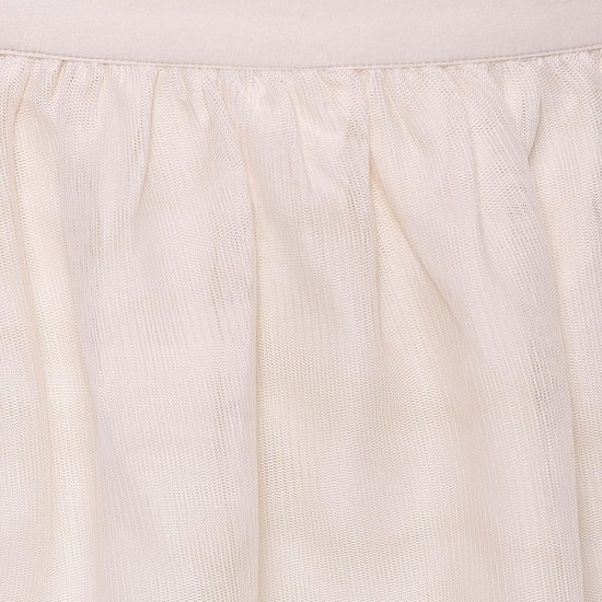 MAX Doodle Daisy Tulle Skirt