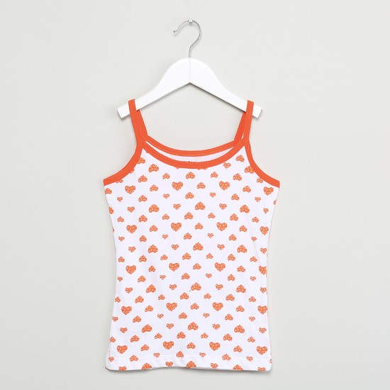 MAX Printed Camisole Pack- 2 Pcs.