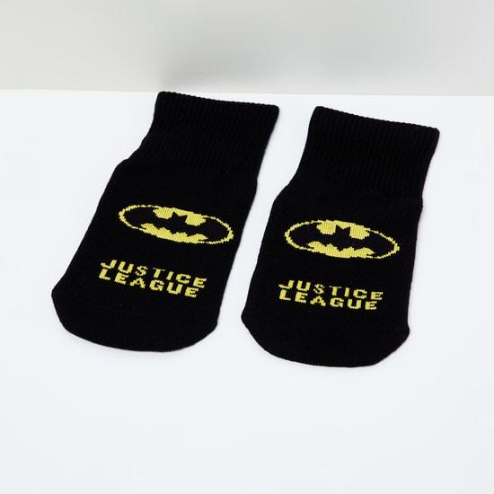 MAX Batman Print Socks - 7-10Y
