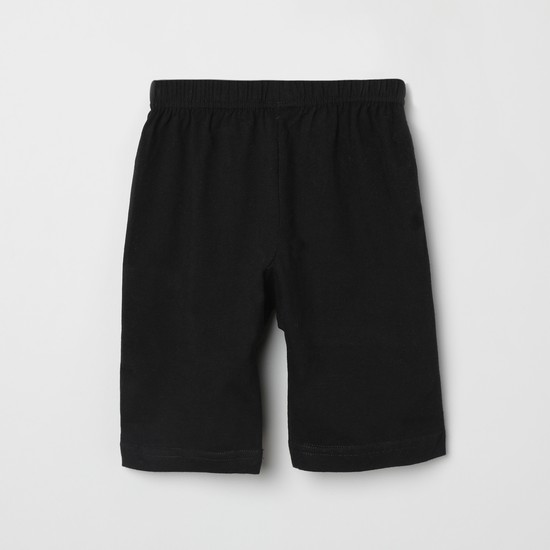 MAX Solid Knitted Cycling Shorts - Pack of 2
