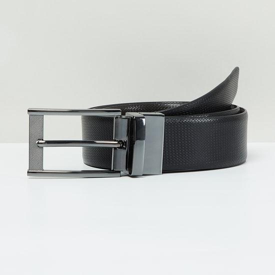MAX Genuine Leather Reversible Formal Belt
