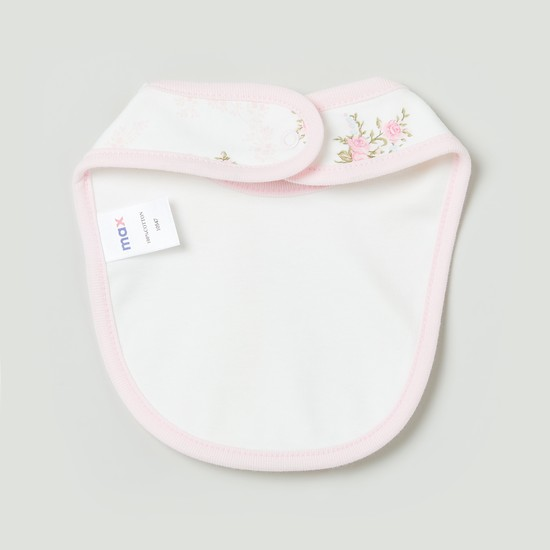 MAX Printed Bib- Pack of 2