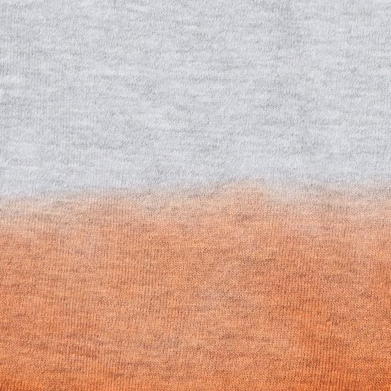 MAX Ombre Drawstring Waist Shorts