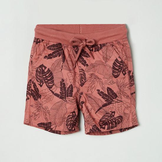 MAX Boys Printed Casual Shorts