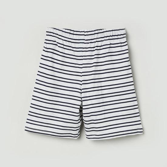 MAX Printed Lounge T-shirt with Shorts