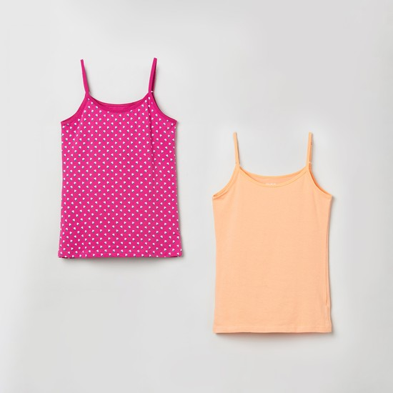 MAX Printed Camisole- Pack of 2