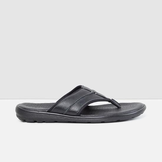 MAX Textured Slip-On Sandals