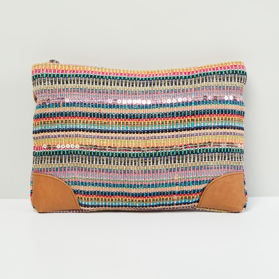 MAX Textured Pouch