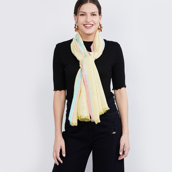 MAX Sequinned Scarf