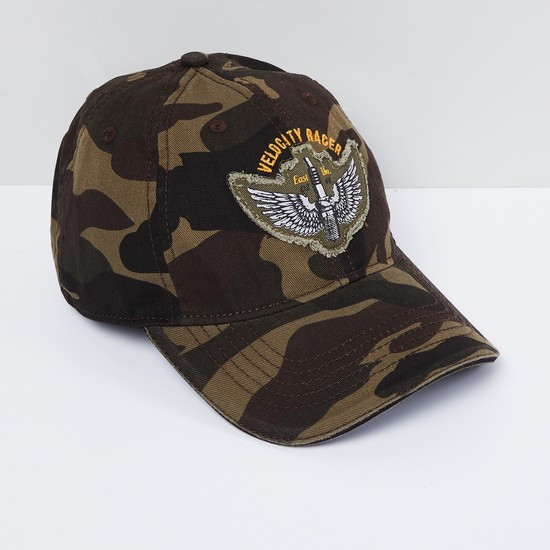 MAX Appliqued Cap