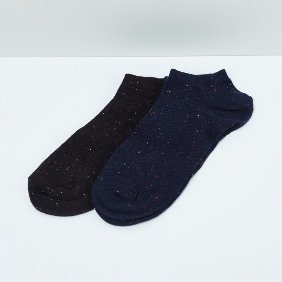 MAX Solid Socks- Pack of 2