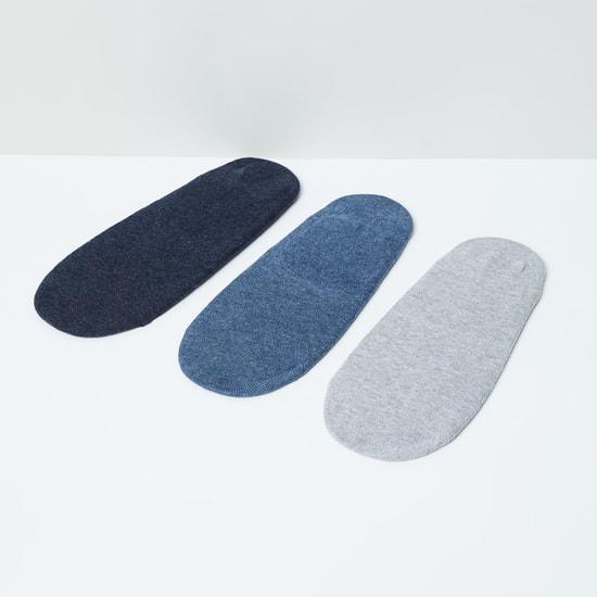 MAX Solid Socks- Set of 3