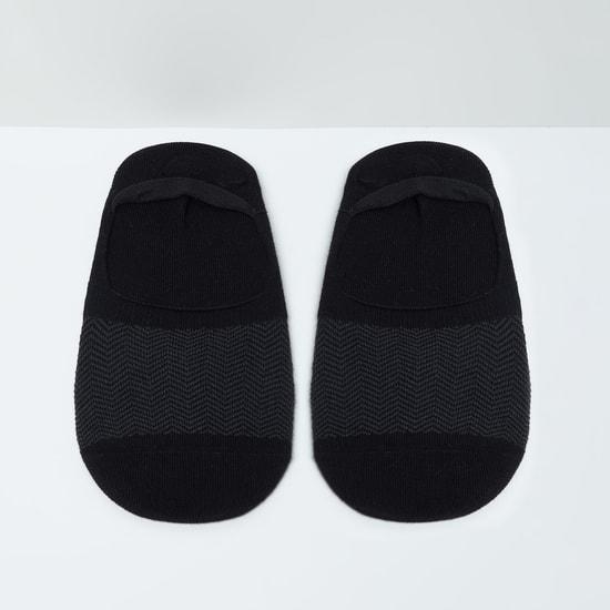 MAX Chevron Patterned Socks- Set of 3
