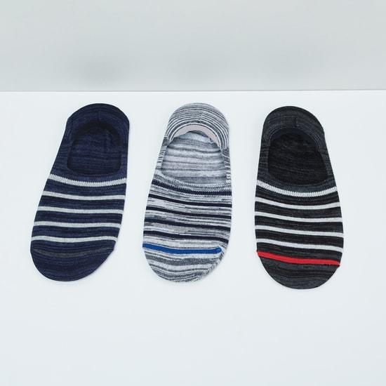 MAX Striped Socks- Pack of 3