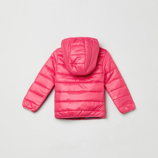 MAX Solid Packable Ultra-Light Puffer Jacket