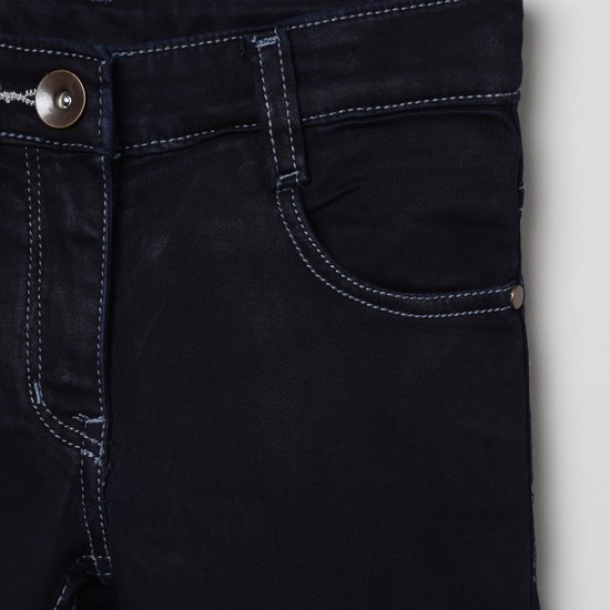 MAX Solid Slim Fit Jeans
