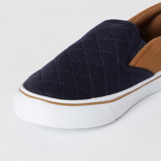 MAX Colourblocked Canvas Shoes