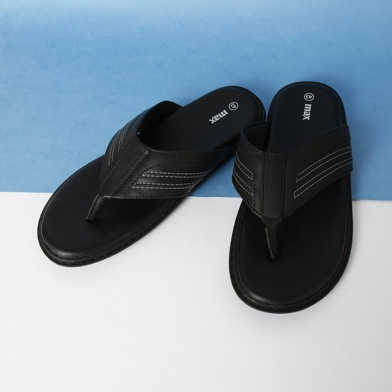 MAX Solid Sandals