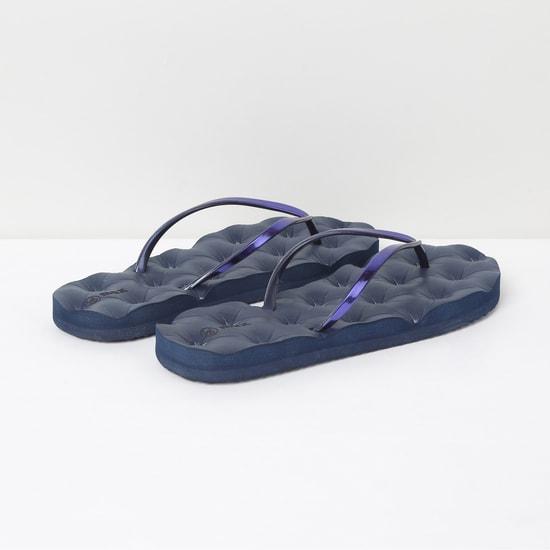 MAX Floral Accent Flip-Flops