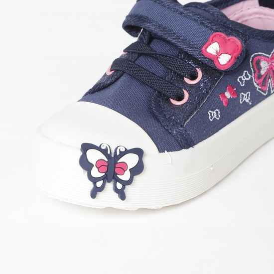 MAX Printed Velcro Shoes