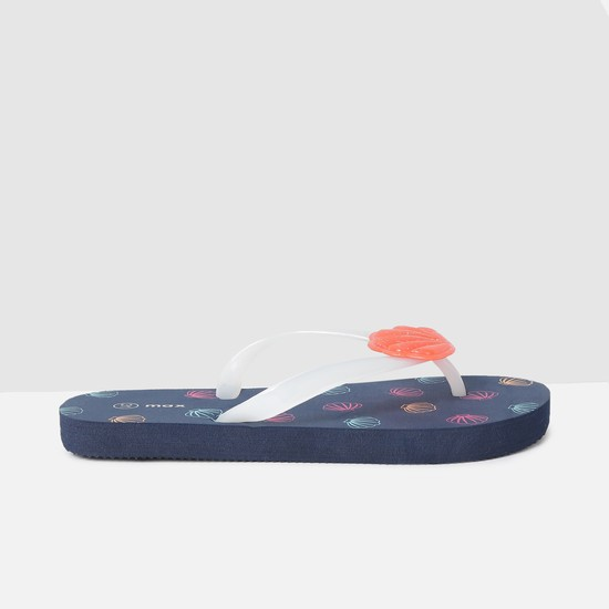 MAX Printed Flip Flops