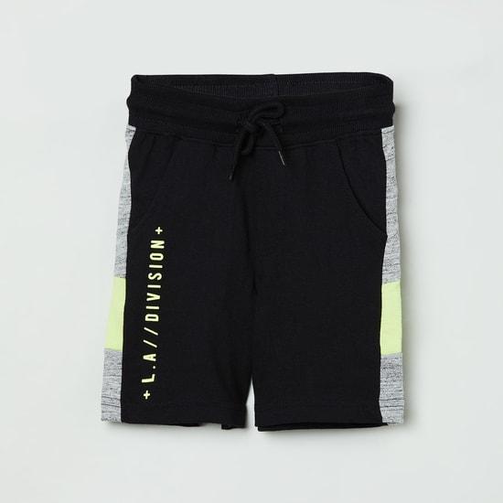 MAX Printed Knit Shorts