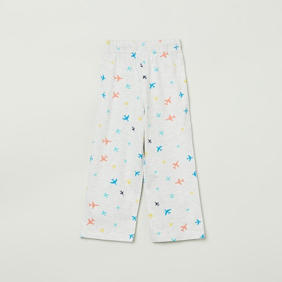 MAX Printed T-shirt and Pant Set