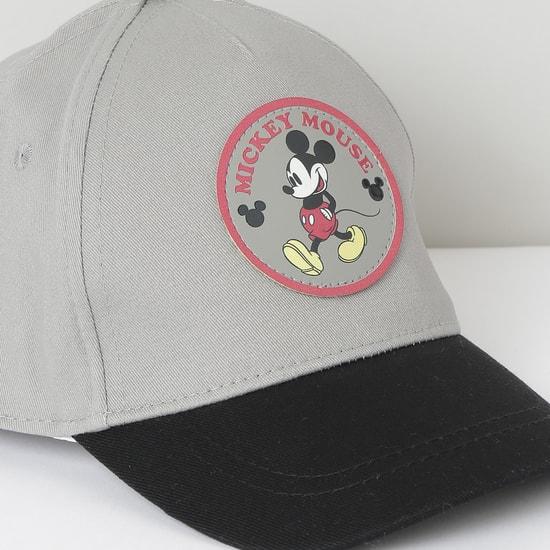 MAX Mickey Mouse Print Cap