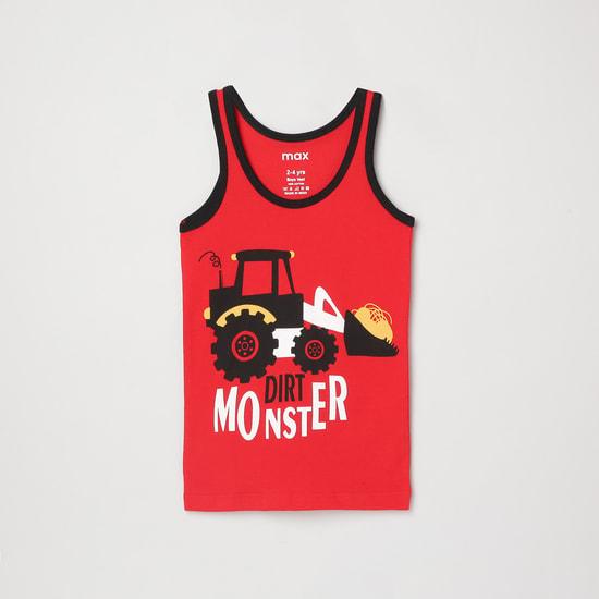 MAX Printed Vest - Set of 2