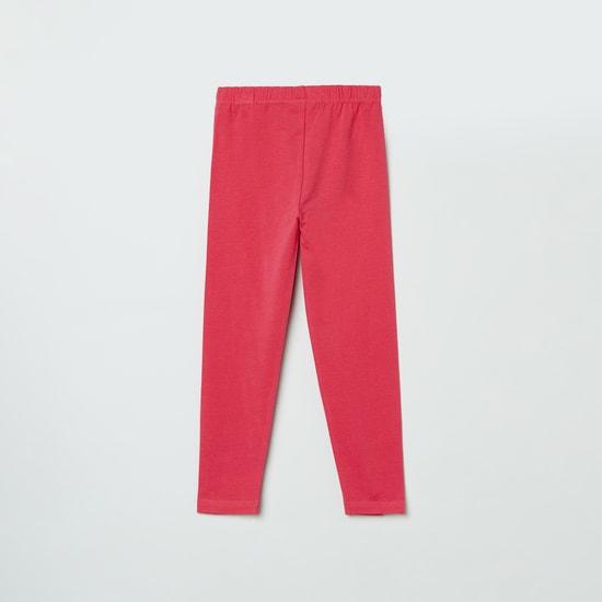 MAX Solid Full-Length Leggings