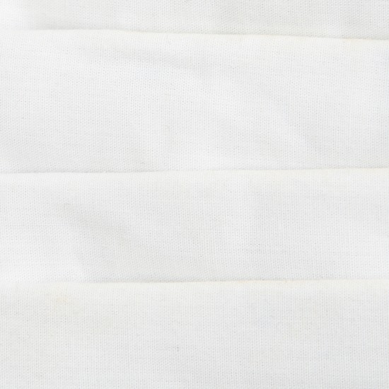 MAX Printed Reusable Tasselled Reversible Masks - Pack of 3