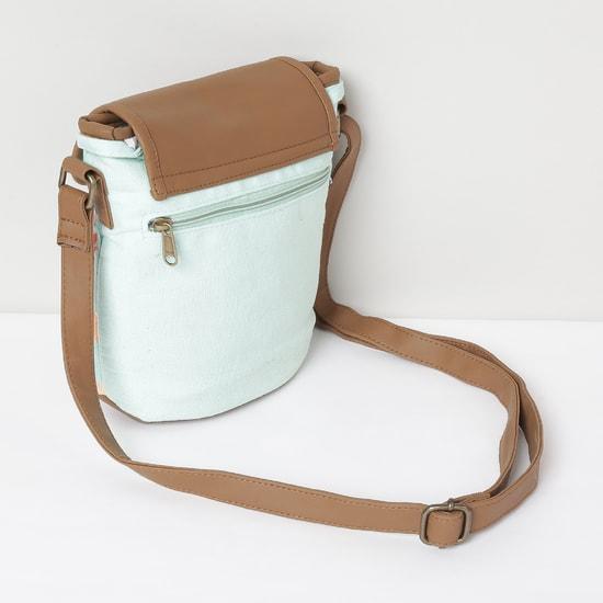 MAX Floral Print Sling Bag