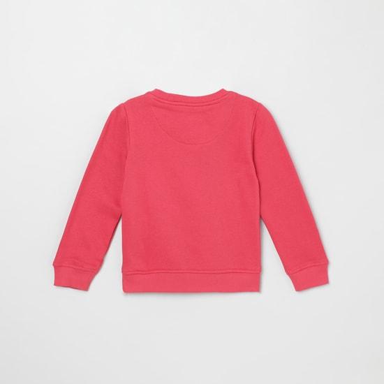 MAX Sequinned Crew Neck Sweatshirt