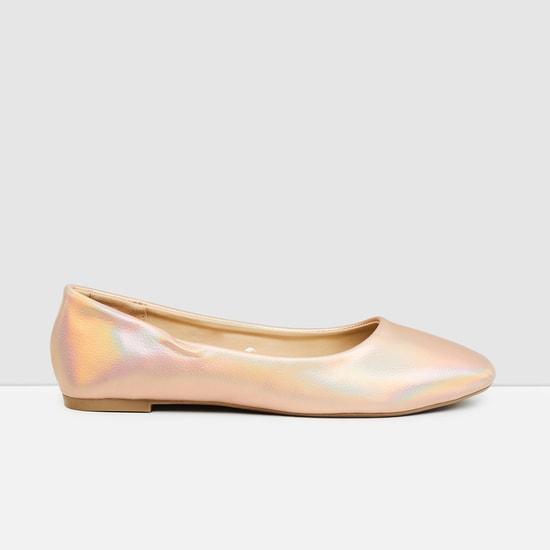 MAX Solid Ballerinas