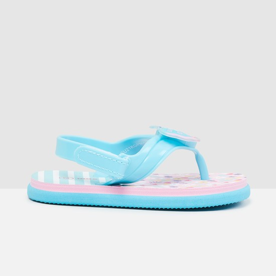 MAX Printed Velcro Sandals