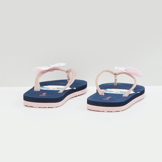 MAX Bow Detail Flip Flops