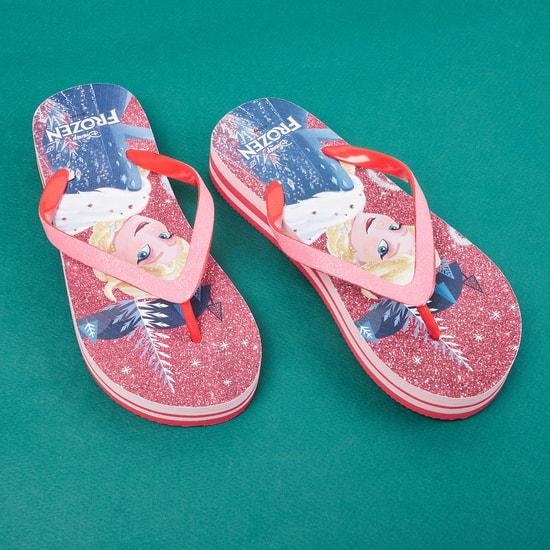 MAX Frozen Print Slippers