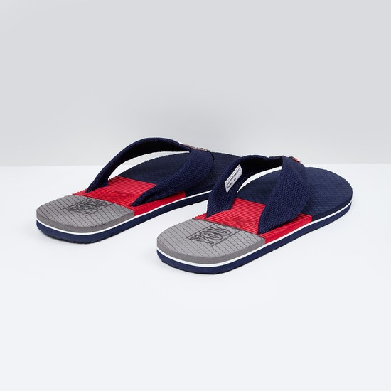 MAX Colorblocked Slippers