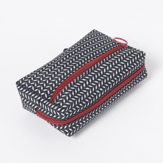 MAX Printed Zip-Closure Pouch