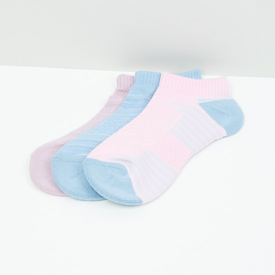 MAX Textured Socks - Pack of 3