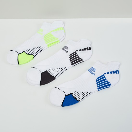 MAX Printed Socks- Set of 3