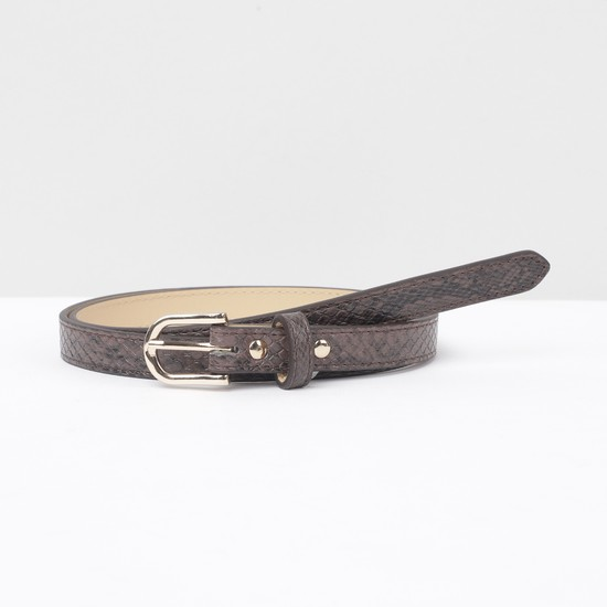 MAX Textured Casual Belt